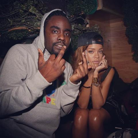 Wale and Rih