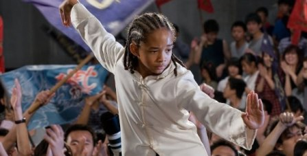Jaden Smith in Karate Kid in 2010